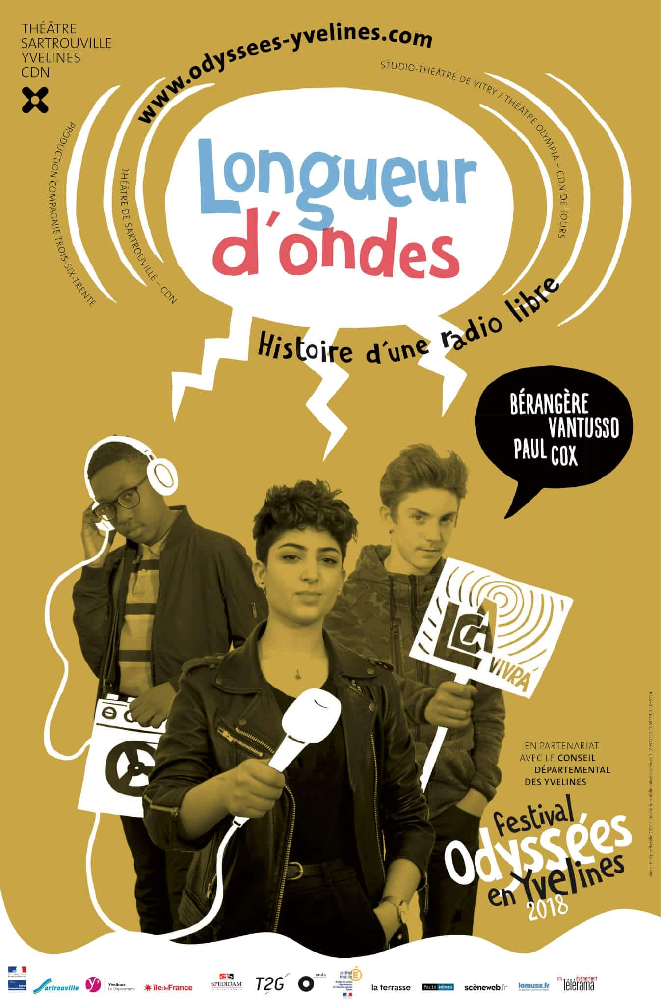 AU COEUR DES RADIOS LIBRES - Jean Bénetière